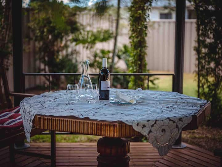 Caledonia Cottage - Hunter Valley