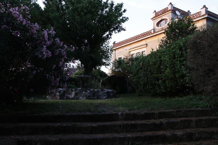 VILLINO ZIRBA - Marino - Villa