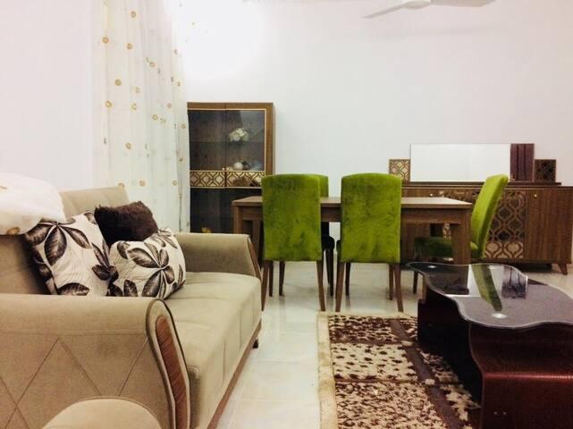Apartment-Brand New & Spacious.