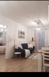 Apartament cu 2 camere modern
