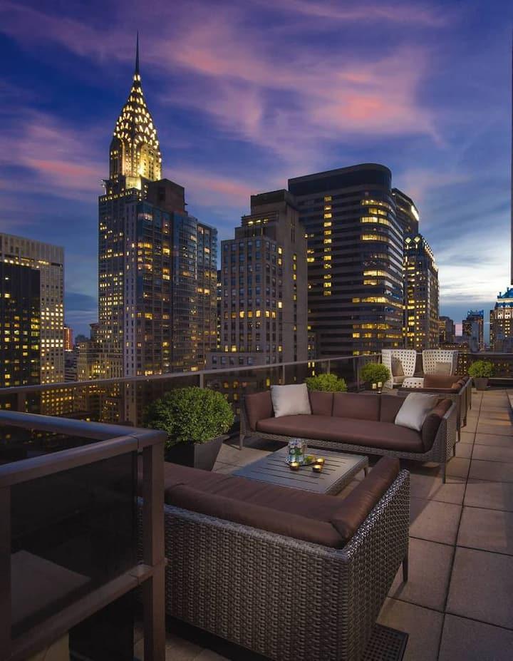 Wyndham Midtown 45 NYC (1 Bedroom Presidential)