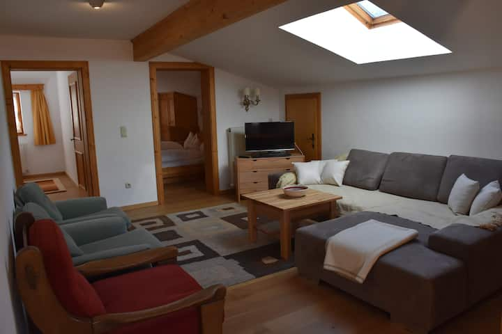 Luxury Apartment for 4-6 near Arlberg