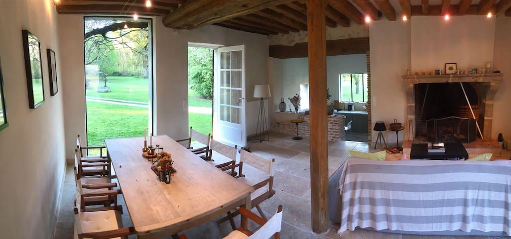 Maison au cœur de la Sologne - Crouy sur Cosson  - House