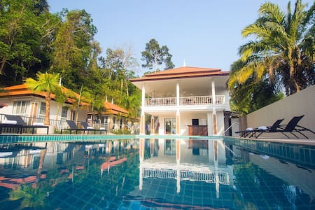 Private LUX FAMILY VILLAS with pool. House #2of15 - Ao Nang