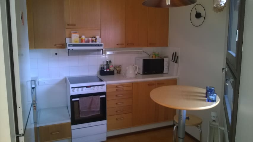Central location and top quality - Kotka