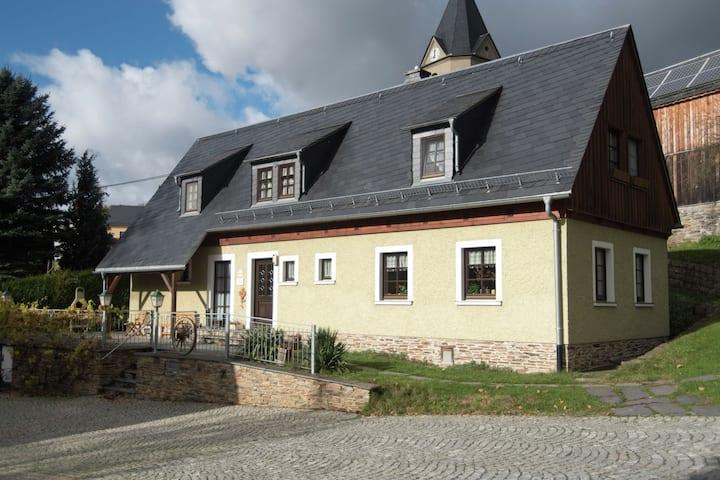 Modern Apartment in Unterwürschnitz near Ski Area