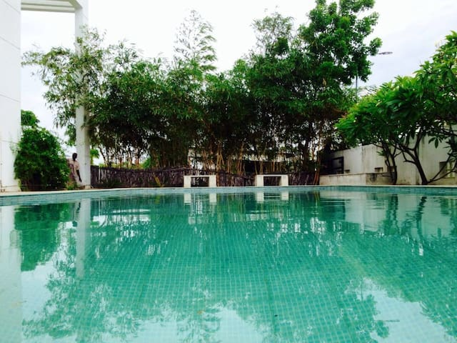 Private Farm House in ECR - Chennai - Bed & Breakfast