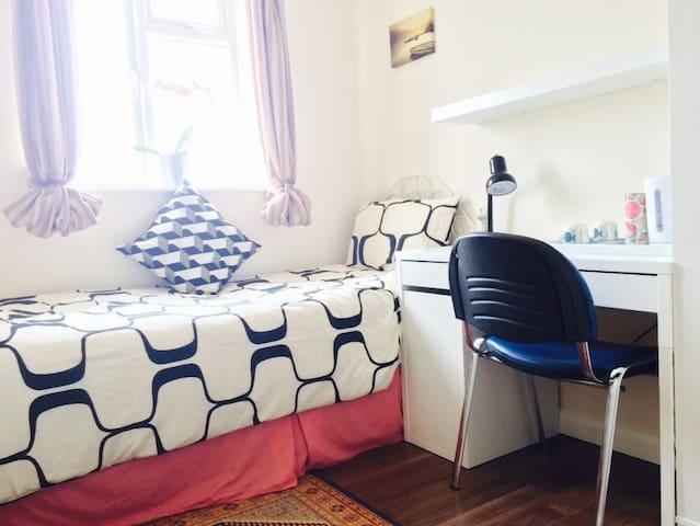 Relax En-suite Single bedroom Headington - Oxford - House