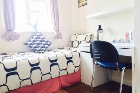 Relax En-suite Single bedroom Headington - Oxford - Hus