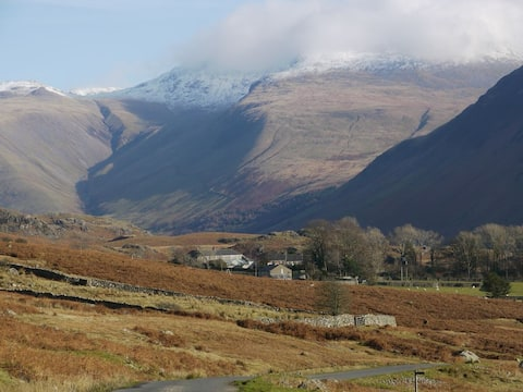 Scafell View Apartment, Wasdale, The Lake District