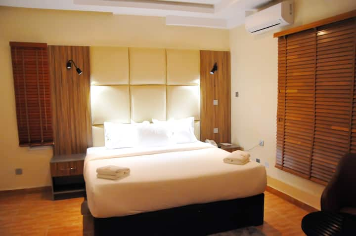 Box residence-Hotel Room. 1Bed