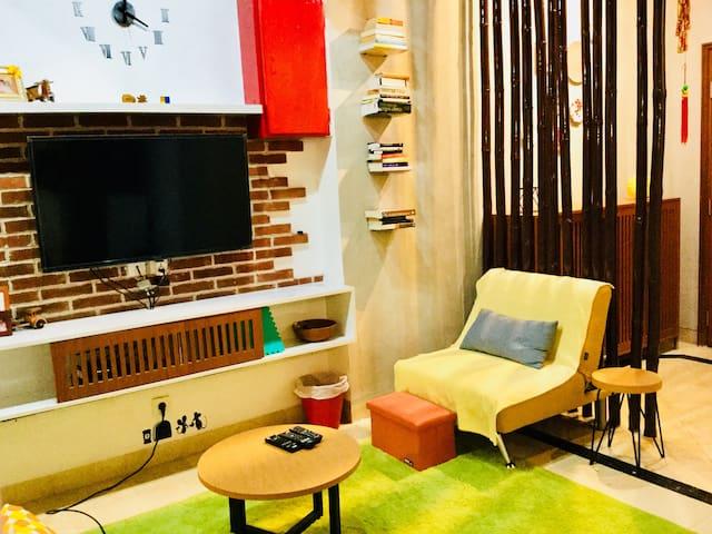 New Lux Bdrm #1 @ Greenview Apt Pondok Indah