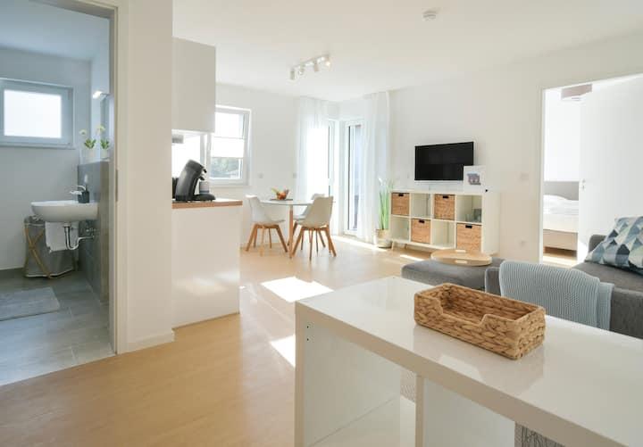 charmantes 2-Zi.-Apartment Nähe S-Bahn (402)
