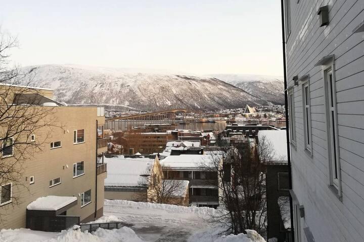 Modern apartment in Tromsø city