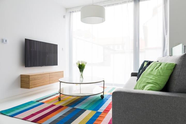 Design Apartment 02 Baron Sušice