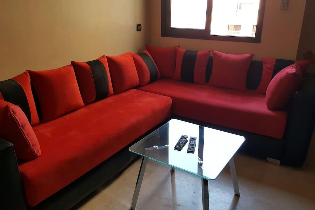 Appartement gueliz avec piscine apartments for rent in for Location appartement marrakech gueliz avec piscine