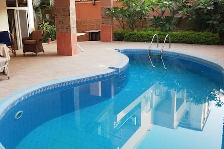 Unique Studio 1 BR with Pool Access, New Cairo