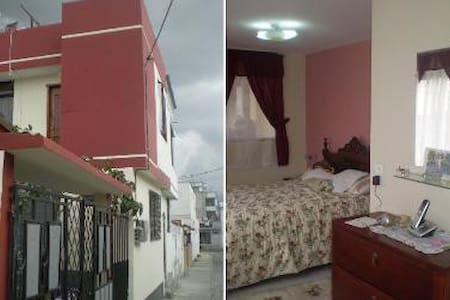 Confortable y económica mini-suite - Quito