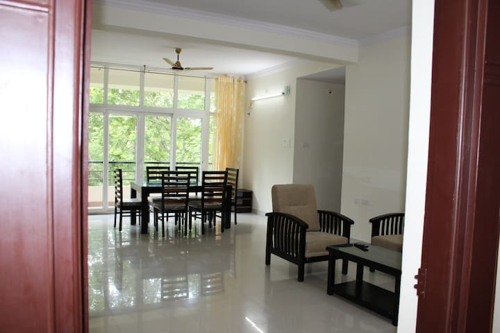 Sai Prema Nilayam -3BR Apartment closer to Airport