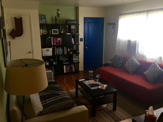 Charming 1BR Apt (NYC 15-20 min) - Hackensack - Apartment