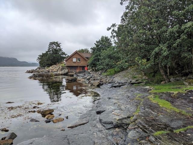 Nausthytta Nord-Hidle