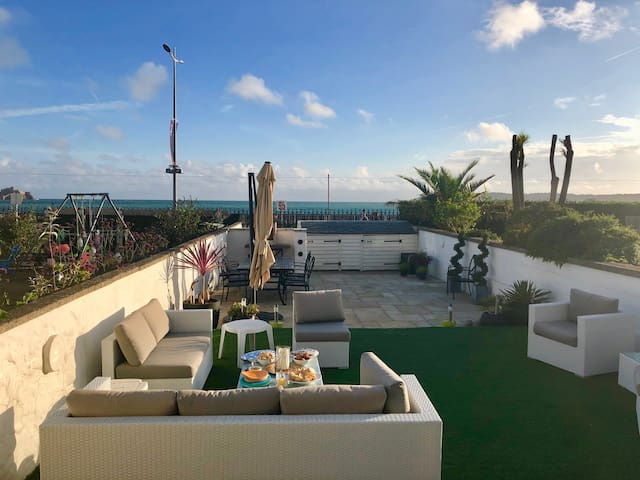 Beachside bliss within reach of St Helier