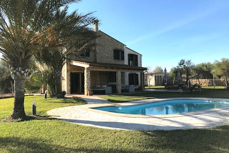 Relax and Nature in a Charming Villa in Santanyí - Santanyí - Villa