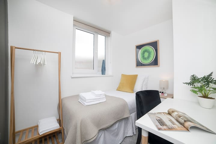 Luxury Single, Super clean, Next to Battersea Park