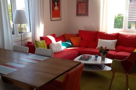 Bel appartement avec grande terrasse et parking - Besançon