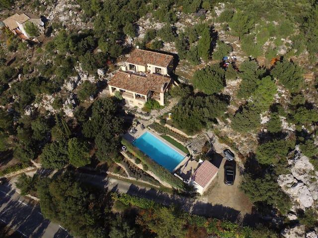 Villa La Coste à Tourtour - Tourtour - House