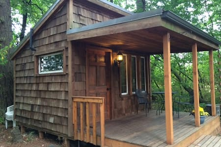 Our TINY HOUSE in the Forest - Lynden - Rumah Tamu