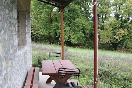 Refuge next to Aoos river - Konitsa - Makuusali