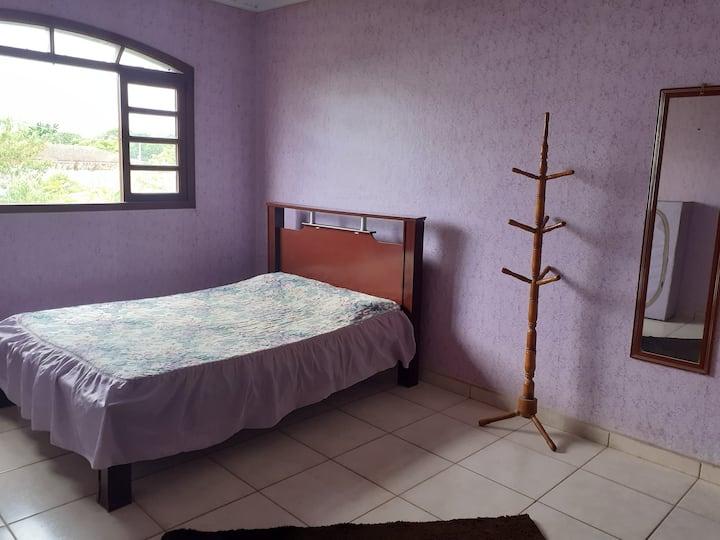 Quarto em casa de São João del Rei (MG)