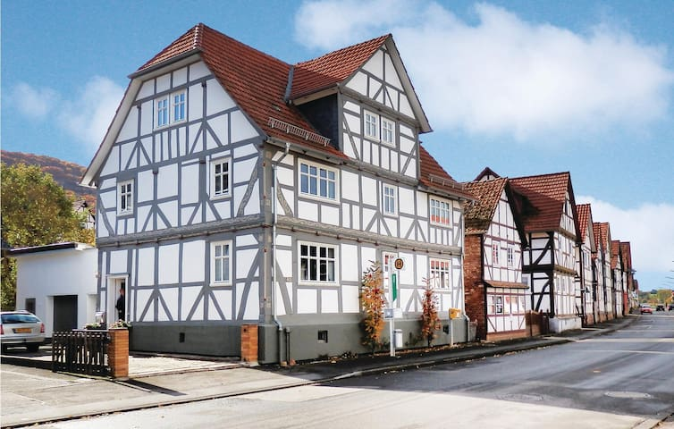 Holiday apartment with 2 bedrooms on 67 m² in Wanfried-Aue