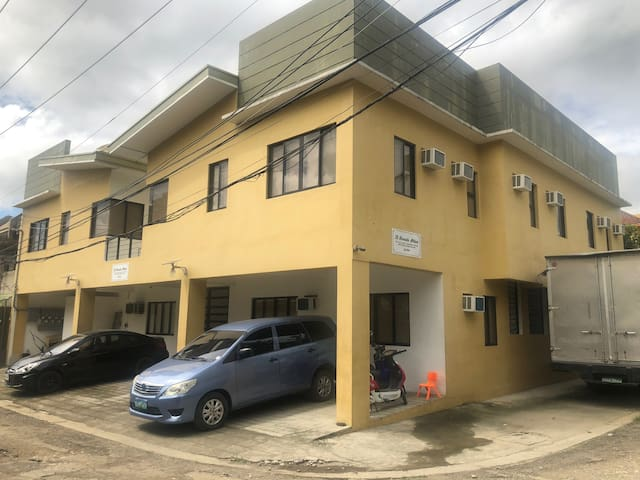 unit 101 - 2 bdrm apartment in banilad cebu city