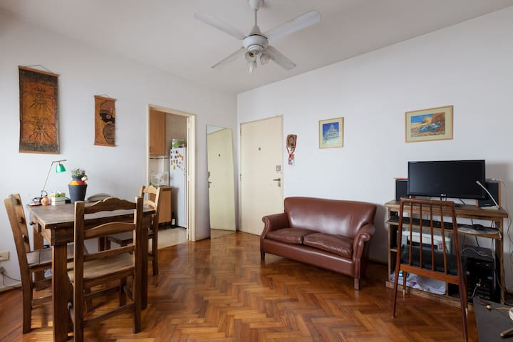 Luminous and well located flat - Buenos Aires - Lägenhet