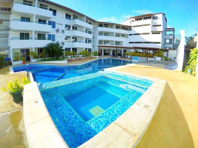 Hotel Colinas del Sol (5 pax) - Porlamar - Appartement