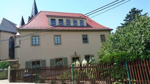 Appartement 85m2, direct aan de Elberadweg