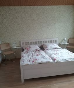 Unsere zentrale schöne Wohnung - Paderborn - Lägenhet