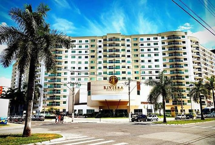 PRIVÊ RIVIERA PARK HOTEL CALDAS NOVAS FLAT - Caldas Novas