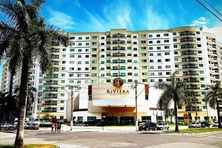 PRIVÊ RIVIERA PARK HOTEL CALDAS NOVAS FLAT - Caldas Novas - Apartment-Hotel