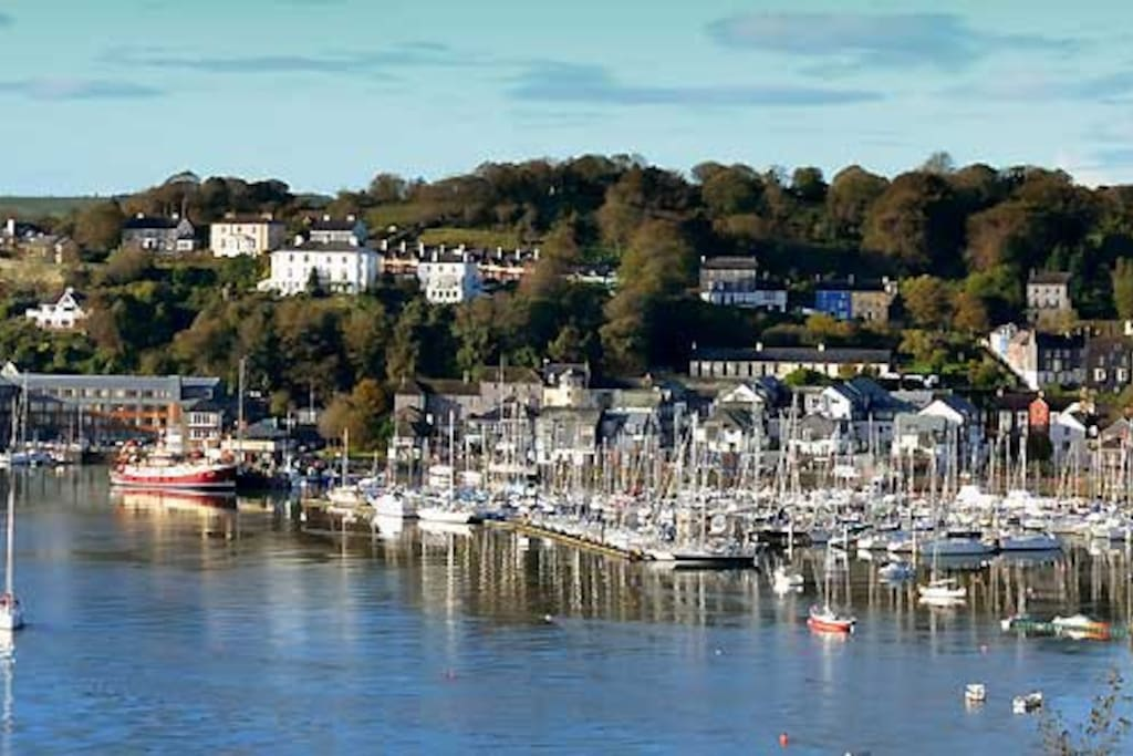 Trips to local coastal towns such as Kinsale