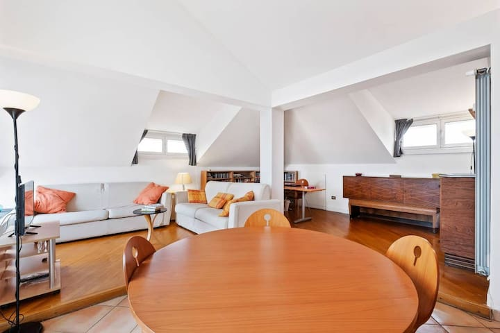 ✧Bright Home in residential area + parking space!