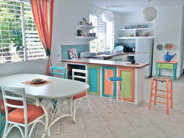 Charming Villa Sunlight Apartments - Oistins - Byt