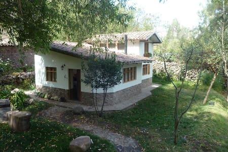 Jardin Secreto - Urubamba - 小木屋