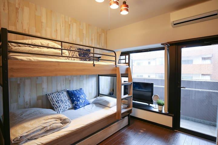 Hakata Sumiyoshi Apartment 605