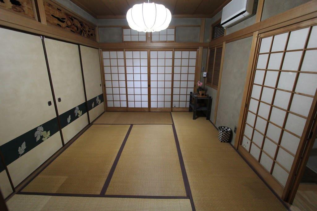 Clean and polite Tatami