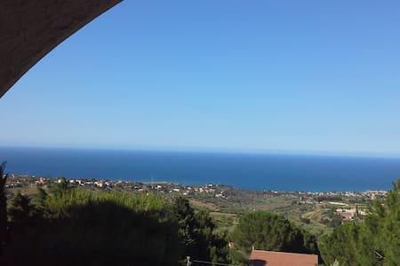 villa vista mare - Trabia