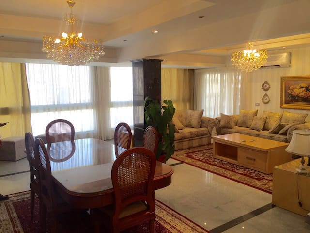 Stunning City View Marble Floor - Nasr city - Departamento