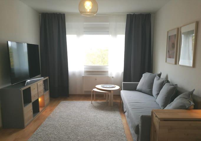 Leipzig Zuhause mit Aussicht (Wi-Fi)